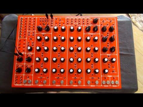 soma laboratory pulsar 23 drum machine jam session at superbooth youtube. Black Bedroom Furniture Sets. Home Design Ideas