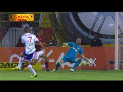 Flamengo 1 x 2 Fortaleza, GOLS   Copa do Brasil 2016