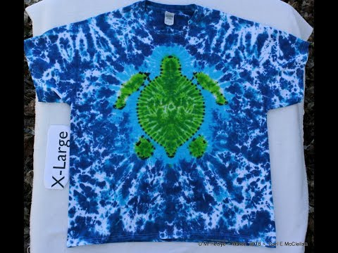 diy-how-to-tie-dye-a-turtle-~-all-in-one