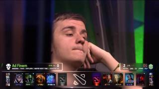Dota 2 The Boston Majors GRAND FINALS OG vs Ad Finem Game 3