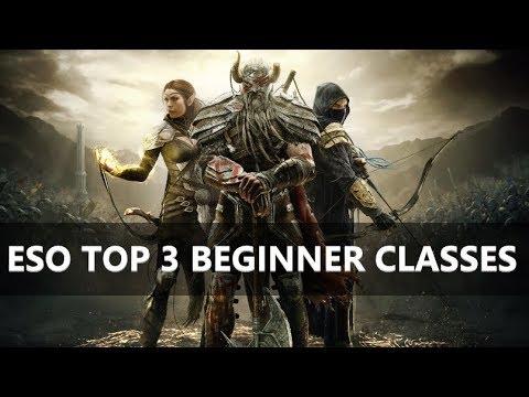 ESO l TOP 3 BEGINNER CLASSES