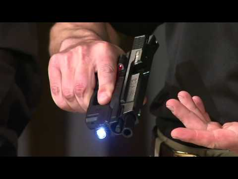 Crimson Trace lasers and lights for Smith & Wesson M&P pistols: Guns &  Gear|S4