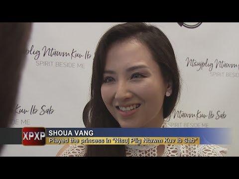 """XAV PAUB XAV POM: Padee talks with the cast of Hmong drama series, """"Ntsuj Plig Ntawm Kuv Ib Sab""""."""