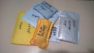 #12 Розпакування / 6 посилок з Алиэкспресс