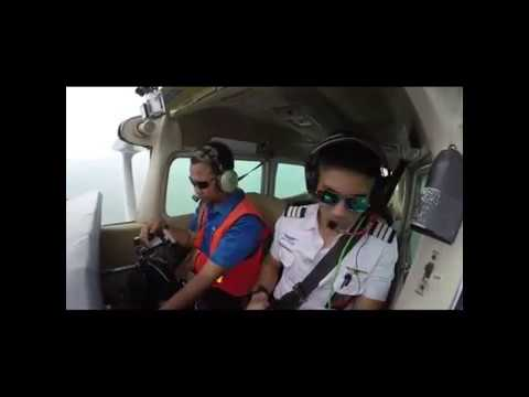 Pilot School AERO FLYER, With Instructor Bengkulu