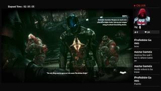 Batman Arkham Knight LETS PLAY Part 2