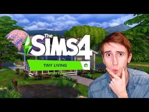 NOUVEAU KIT EN APPROCHE ! 🏡 - Les Sims 4: Mini-maisons analyse de la bande-annonce