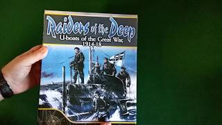 Recon! Raiders of the Deep: U-boats of the Great War, 1914-18