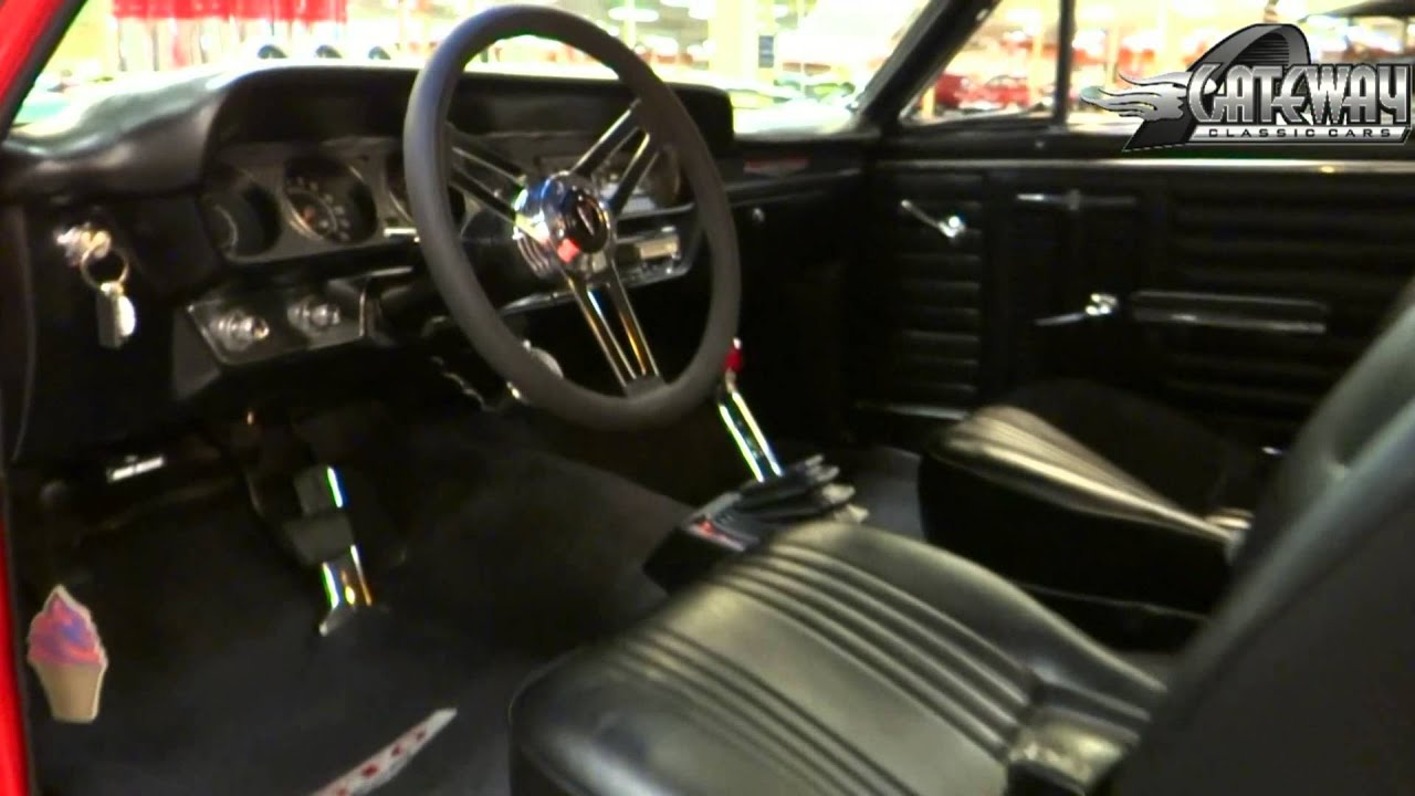 1964 pontiac gto pro street for sale at gateway classic cars in our st louis mo showroom youtube. Black Bedroom Furniture Sets. Home Design Ideas