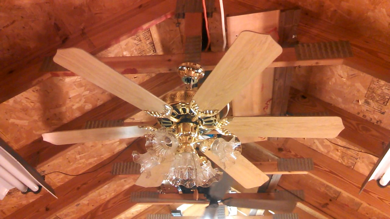 Jcpenney 6 blade ceiling fan part 1 youtube jcpenney 6 blade ceiling fan part 1 aloadofball Image collections