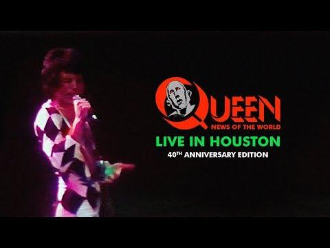 Queen | Live In Houston - 40th Anniversary Edition - Trailer