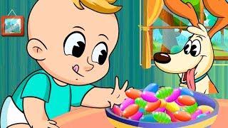 JOHNY JOHNY YES PAPA | Kids song | Clap clap kids