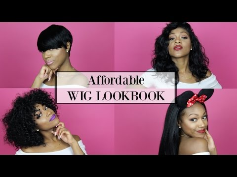 Affordable Wig Lookbook for Summer 2016 | ALANNA FOXX thumbnail