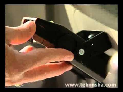 Tekonsha Voyager Brake Control - YouTube