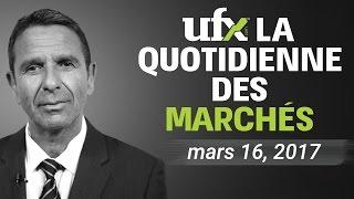 UFX Forex Analyse de Marchés mars-16-2017