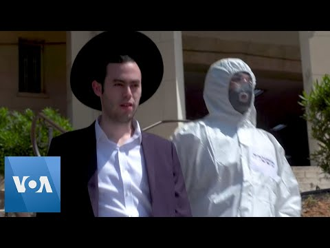 Coronavirus: Israel Police Arrest Ultra-Orthodox Jews as Part of Anti-Gathering Measures