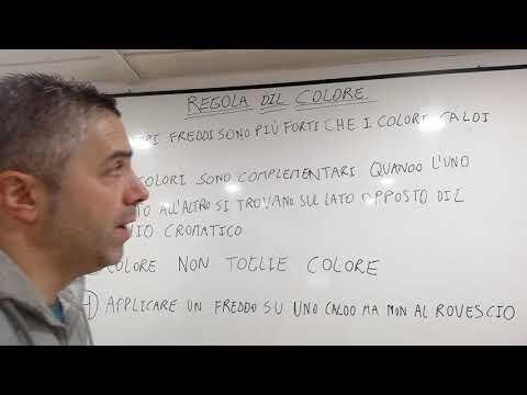 Regola Dil Colore(tinte Per I Capelli)
