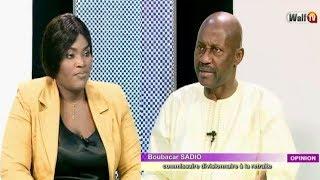 Opinion du 12  mai 2018 avec Boubacar SADIO (Commissaire Divisionnaire à la retraite)