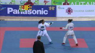 27th SEA GAMES MYANMAR 2013 - Karatedo 13/12/13