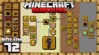 TÜM MİNECRAFT BAŞARIMLARINI TAMAMLADIM !!┇Minecraft Survival ▹Bölüm 72