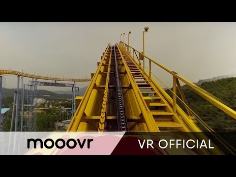Thumbnail: [Extreme] 360° RollerCoaster at Seoul Grand Park