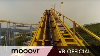 Download [Extreme] 360° RollerCoaster at Seoul Grand Park Mp3 and Videos