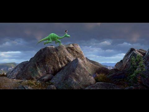 The Good Dinosaur trailers