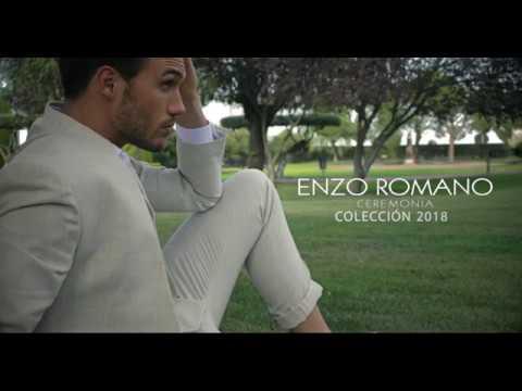 Colección Fashion 2018 - Enzo Romano - YouTube e3456854efd