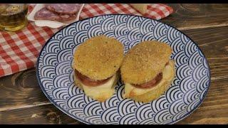 Potato cordon bleu: a great recipe for a tasty and fun dinner!