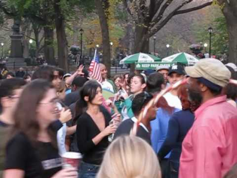 Why I love NY .. Random Day-Rave in Central Park