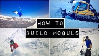 How to build a moguls course with Patrick Deneen