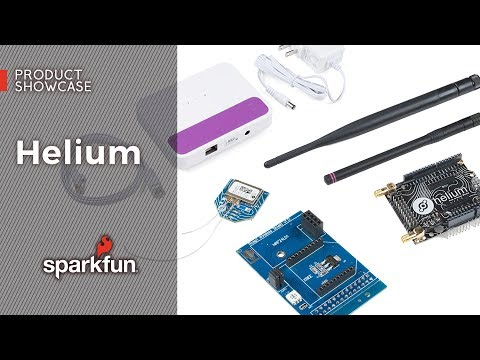 Helium Ethernet Starter Kit (Raspberry Pi) - KIT-14548