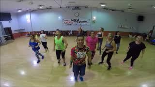 Maluma...Felices los 4...Zumba® Routine by Ricky Cardozo