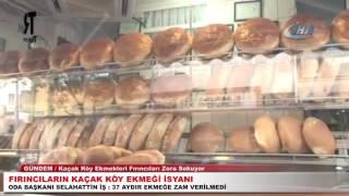 Fırıncıların Kaçak Köy Ekmeği İsyanı