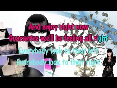 Jessie J - Price Tag OFFICIAL INSTRUMENTAL (Karaoke Lyrics)