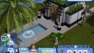 Освобождение Джинна от лампы в The Sims 3 Шоу-Бизнес(, 2012-03-08T20:17:32.000Z)