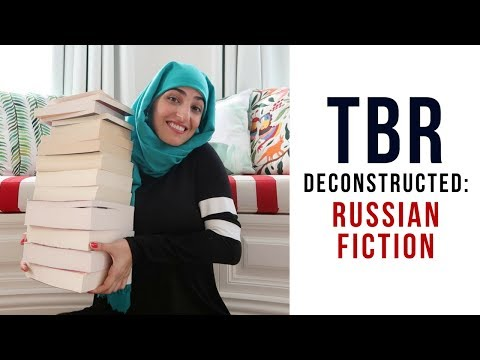 TBR Deconstructed: Russian Fiction