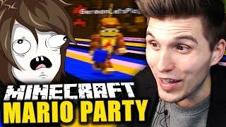 MEINE BESTE RUNDE! GLP ist so eZ ✪ Minecraft Mario Party mit Germanletsplay