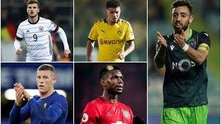 Man Utd agree £150k Bruno Fernandes deal, Chelsea club-record swoop, Arsenal, Liverpool- transfer...