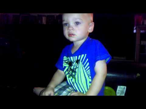 20 Month Old Talking