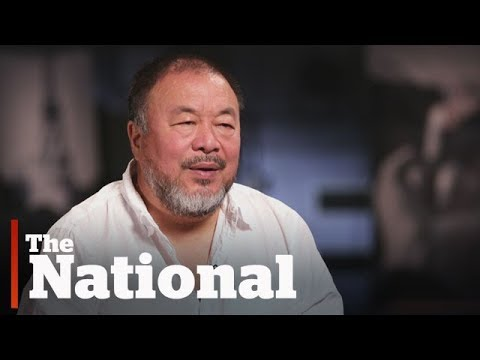 "Ai Weiwei on ""Human Flow,"" criticizes hardening attitudes on refugees 