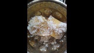 Maravalli kilangu puttu   How to use puttu maker   Maravalli kilangu samayal kurippu   Easy recipes