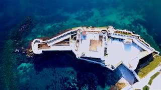 ORTIGIA - SIRACUSA SICILIA VISTA DAL DRONE HD SPOT SICILY