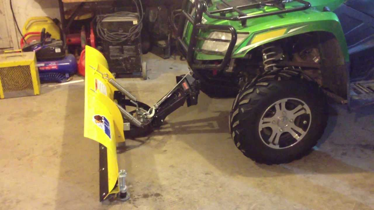 arctic cat atv winch problem solved youtube. Black Bedroom Furniture Sets. Home Design Ideas