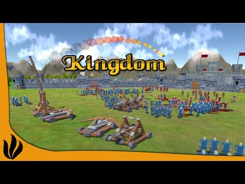 Kingdom FR  Un Totally Accurate Battle Simulator like en mode siège !