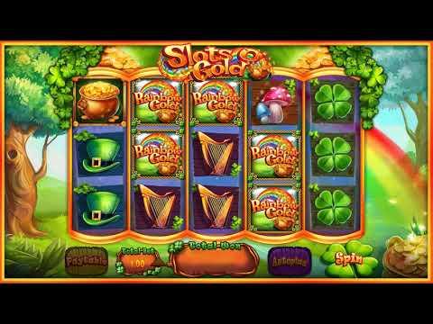 Slots O' Gold At NeonJackpot.com!