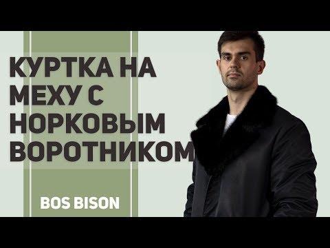 Куртка на меху с норковым воротником   КАРТОЧКА ТОВАРА