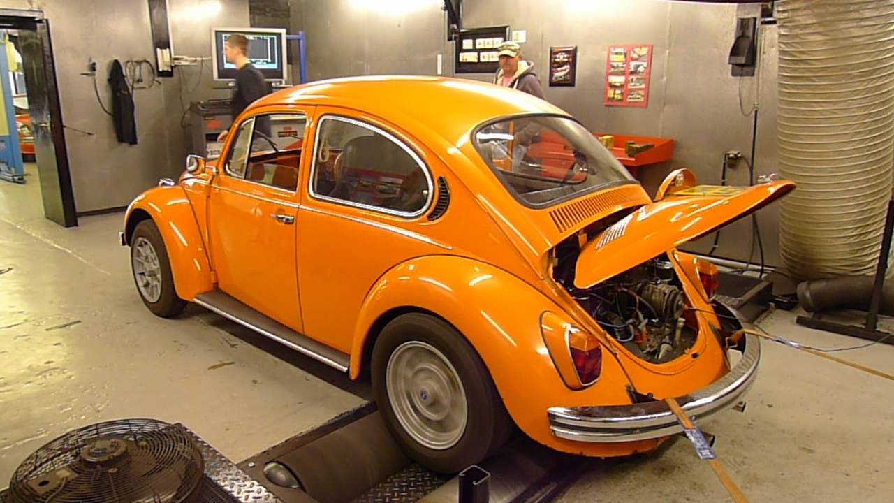1973 VW Beetle 5 Speed Type 4 Power 105bhp - Complete
