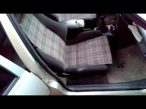 Ручка регулировки наклона спинки сиденья Opel,  Daewoo Nexia Как Отремонтировать
