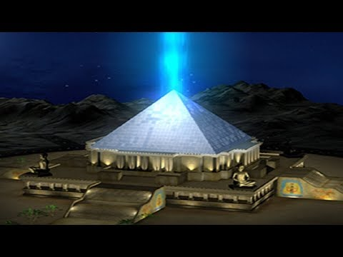Ancient Tomorrow - What if the Pyramids were Power Plants?
